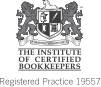 The Institue of Certified Bookkeepers Registed License 199557